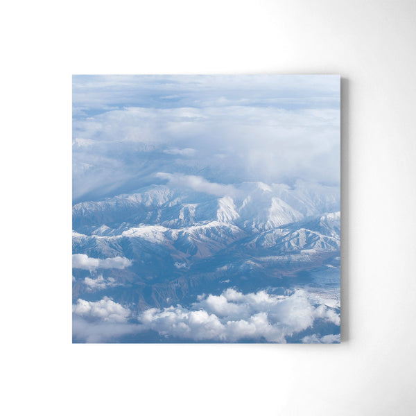 Plane Views - Art Prints by Post Collective - 2