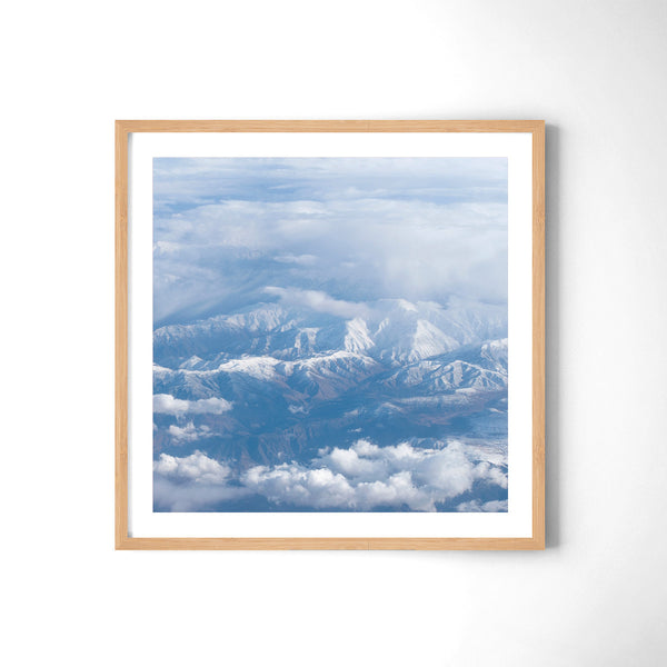 Plane Views - Art Prints by Post Collective - 3