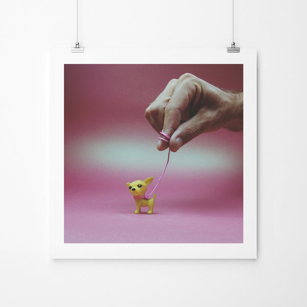 Pose - Art Prints by Post Collective - 2