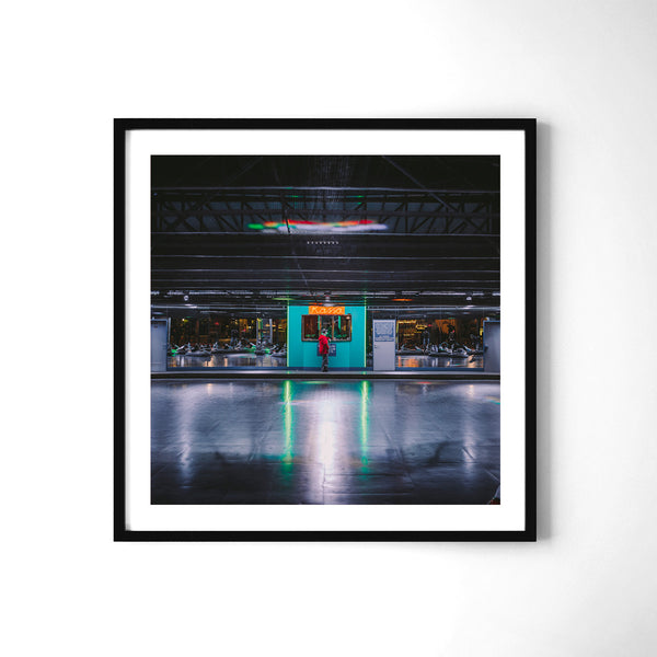 Prater - Art Prints by Post Collective - 2