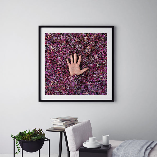 Purple - Art Prints by Post Collective - 5