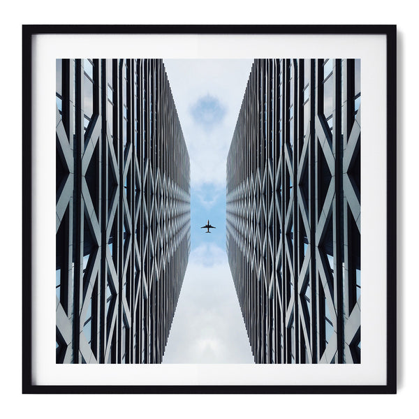 Put A Plane On It - Art Prints by Post Collective - 1