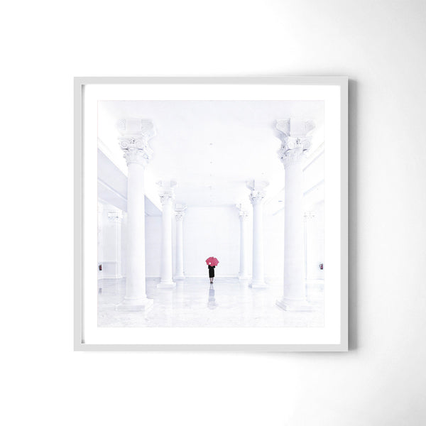Red Spot - Art Prints by Post Collective - 4