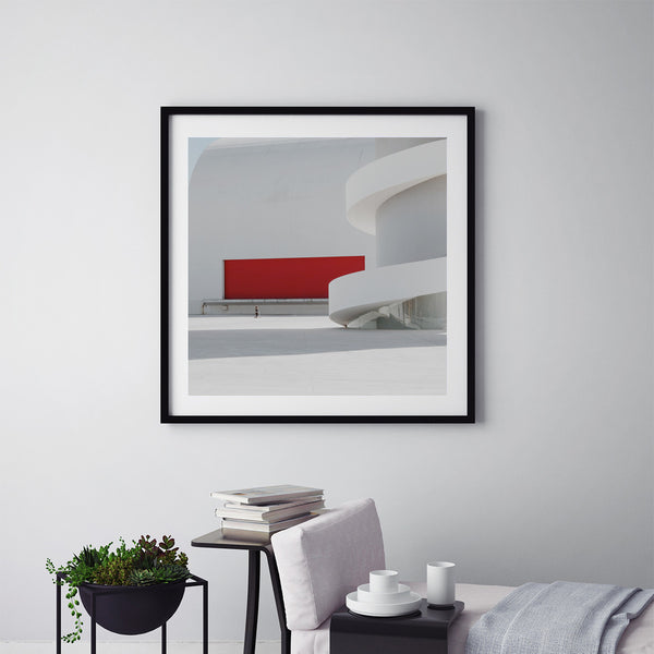 Red - Art Prints by Post Collective - 5