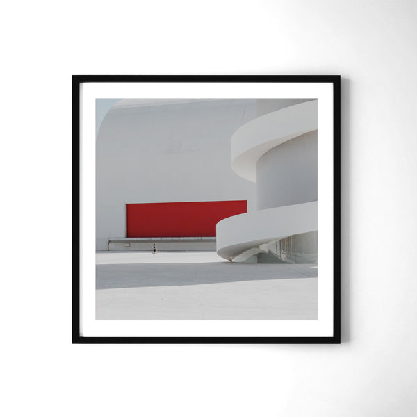 Red - Art Prints by Post Collective - 2
