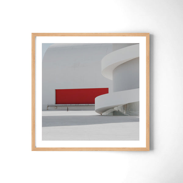 Red - Art Prints by Post Collective - 3
