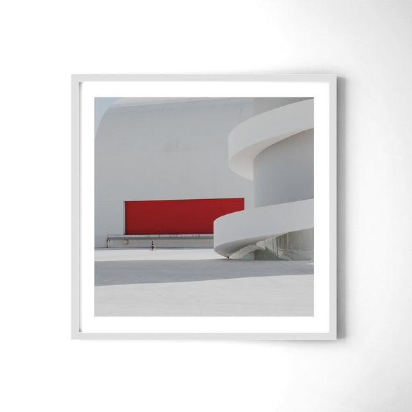 Red - Art Prints by Post Collective - 4