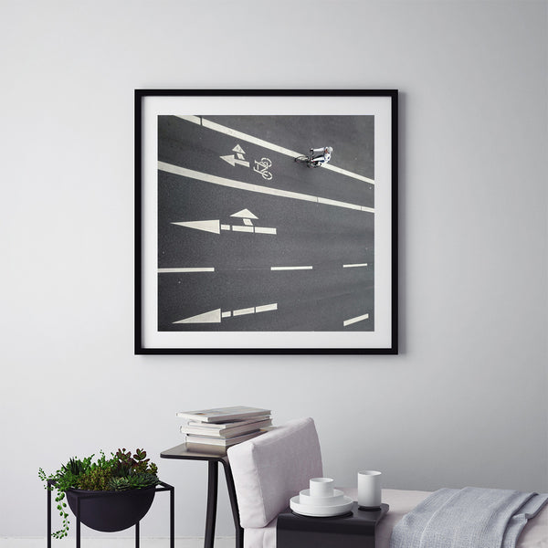 Riding The Wall - Art Prints by Post Collective - 5
