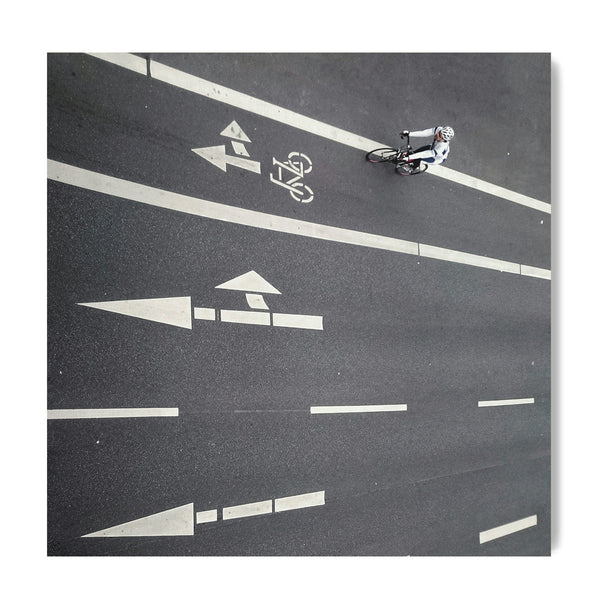 Riding The Wall - Art Prints by Post Collective - 1