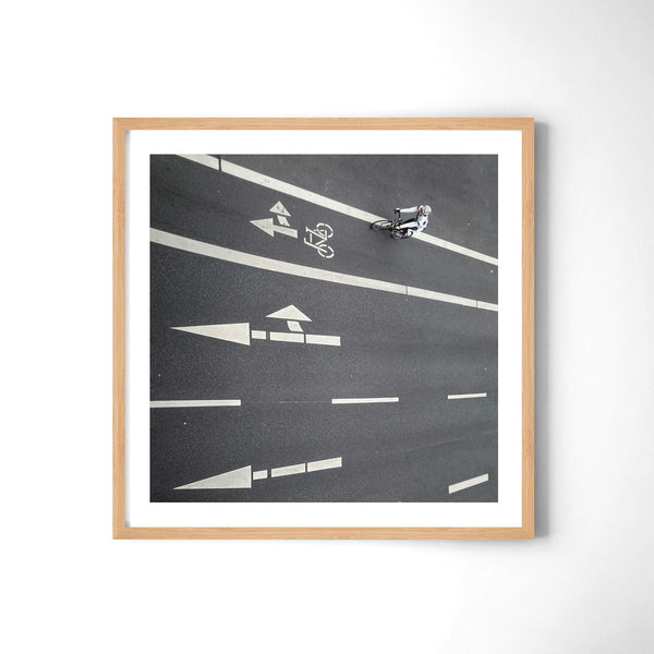 Riding The Wall - Art Prints by Post Collective - 3