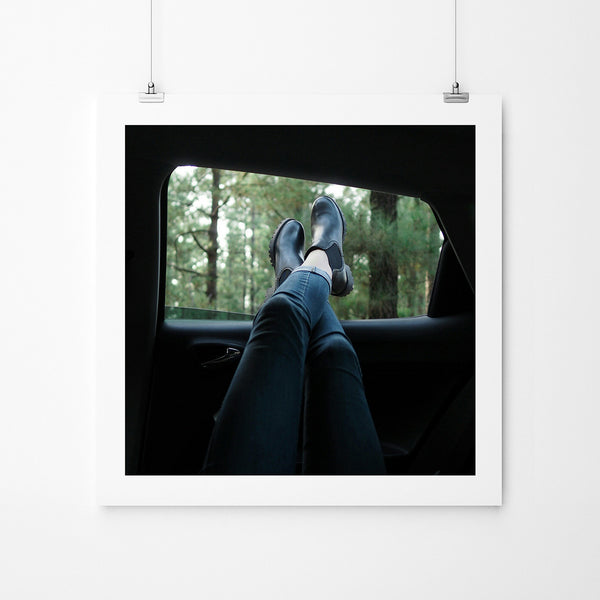 Roadtrip - Art Prints by Post Collective - 2