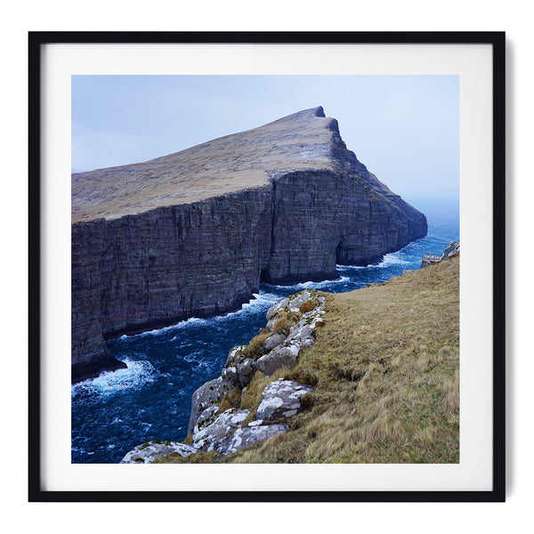Rocky Cliffs - Art Prints by Post Collective - 1