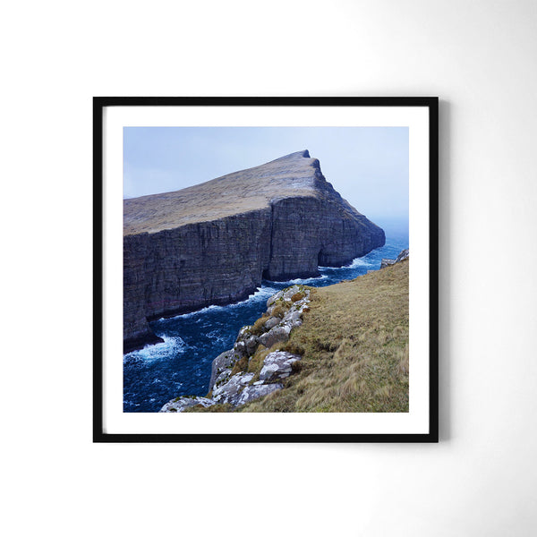 Rocky Cliffs - Art Prints by Post Collective - 2