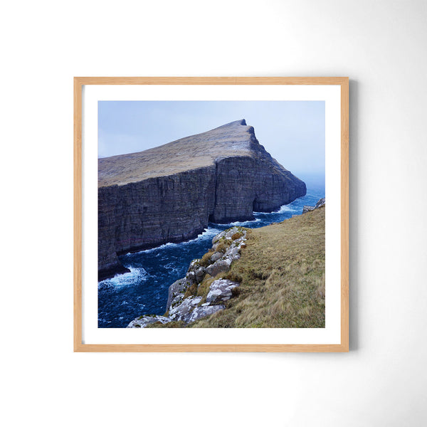 Rocky Cliffs - Art Prints by Post Collective - 3