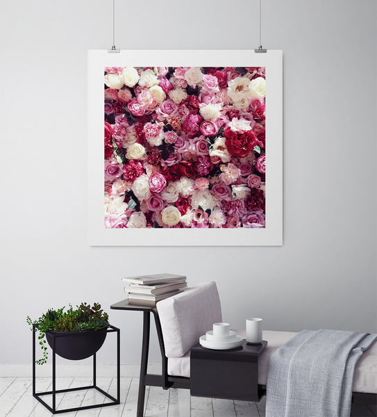 Roses - Art Prints by Post Collective - 3