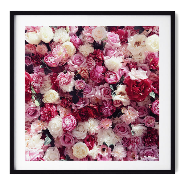 Roses - Art Prints by Post Collective - 1