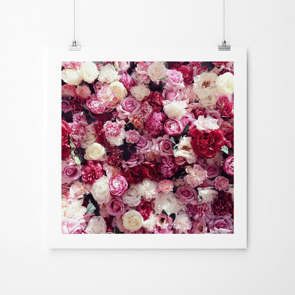 Roses - Art Prints by Post Collective - 2