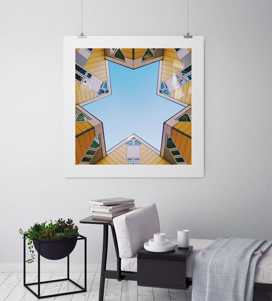 Rotterdam Star - Art Prints by Post Collective - 3