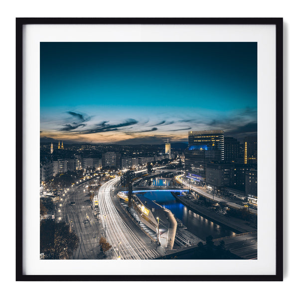 Rush Hour - Art Prints by Post Collective - 1