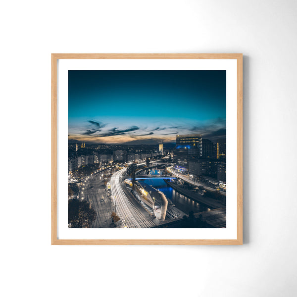 Rush Hour - Art Prints by Post Collective - 3