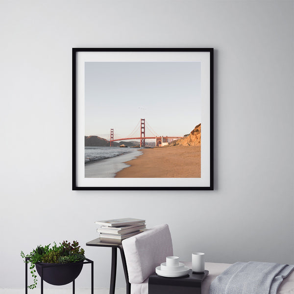San Francisco Feeling - Art Prints by Post Collective - 5