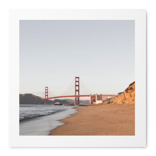 San Francisco Feeling - Art Prints by Post Collective - 1