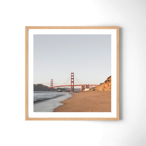 San Francisco Feeling - Art Prints by Post Collective - 3