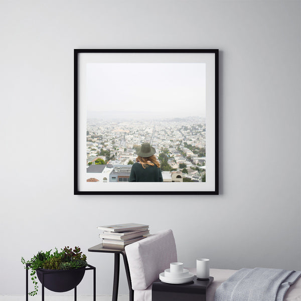 San Francisco Vibes - Art Prints by Post Collective - 5
