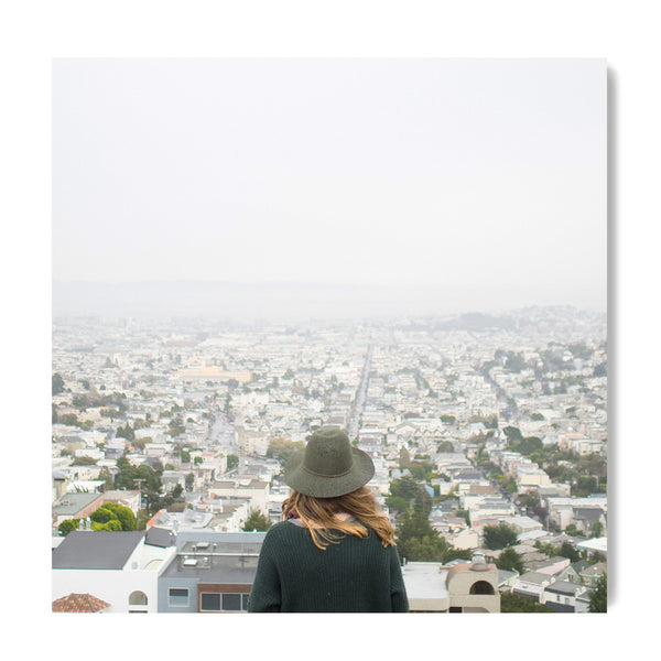 San Francisco Vibes - Art Prints by Post Collective - 1