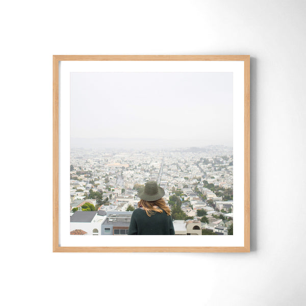 San Francisco Vibes - Art Prints by Post Collective - 3