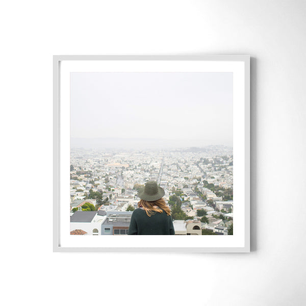 San Francisco Vibes - Art Prints by Post Collective - 4
