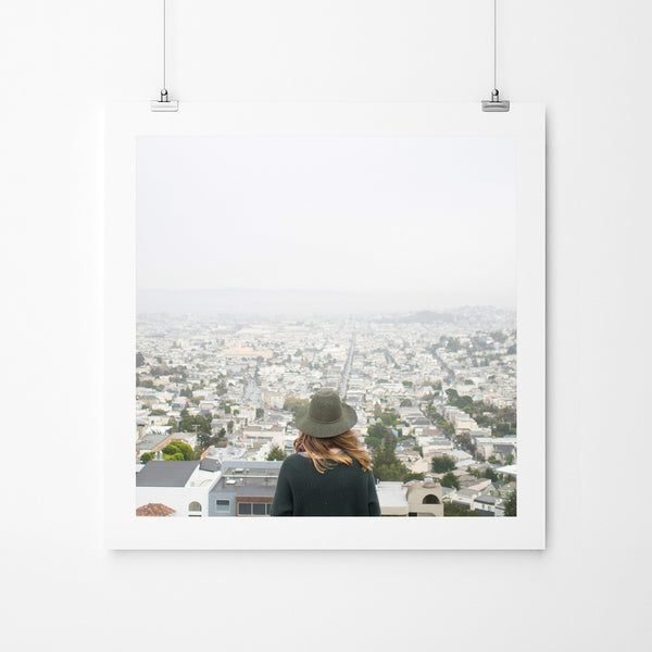 San Francisco Vibes - Art Prints by Post Collective - 2