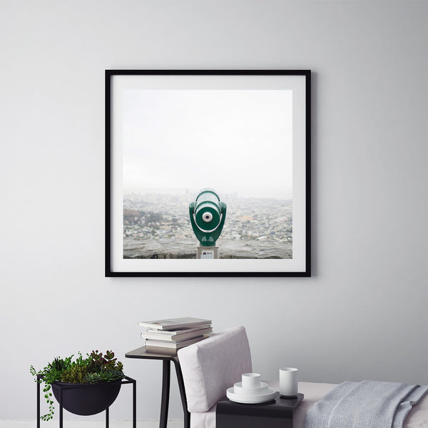 San Francisco - Art Prints by Post Collective - 5