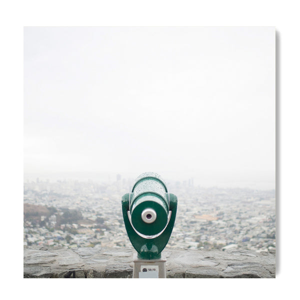 San Francisco - Art Prints by Post Collective - 1