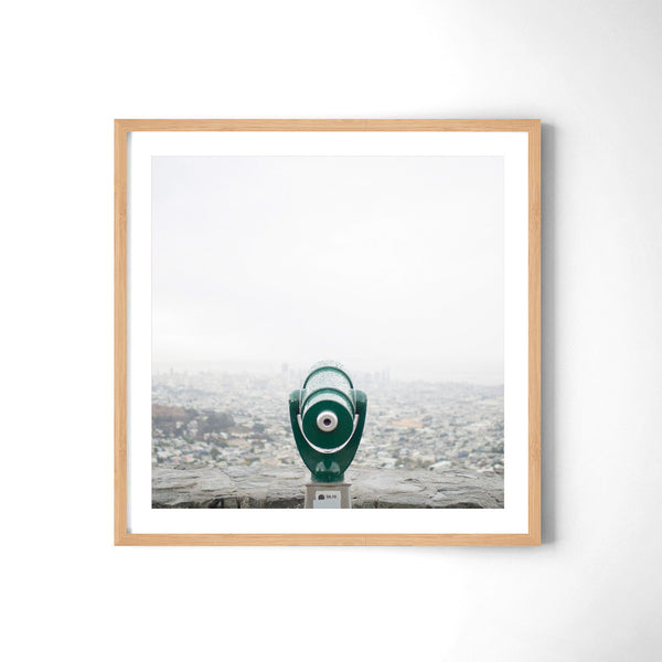 San Francisco - Art Prints by Post Collective - 3