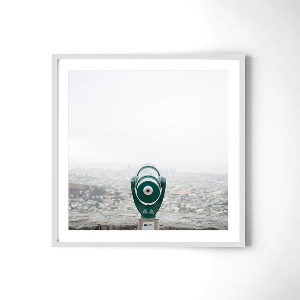 San Francisco - Art Prints by Post Collective - 4
