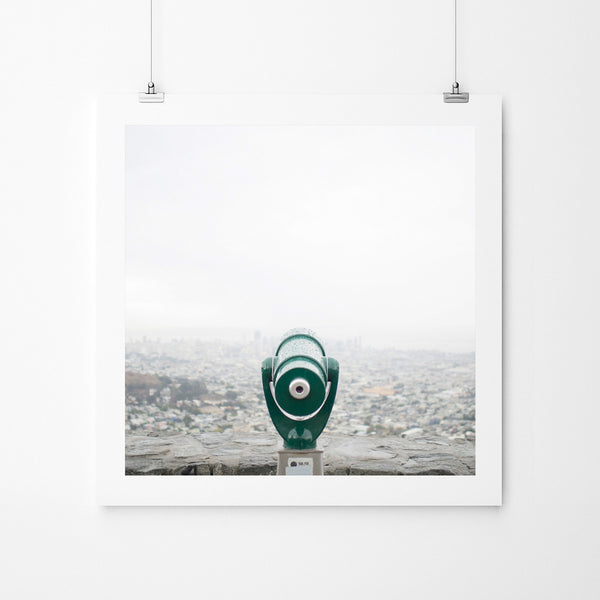 San Francisco - Art Prints by Post Collective - 2
