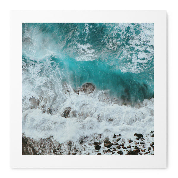 Seaside - Art Prints by Post Collective - 1