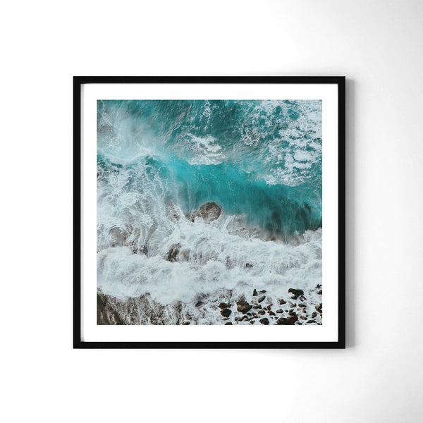 Seaside - Art Prints by Post Collective - 2