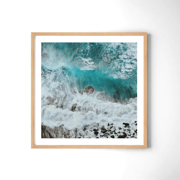 Seaside - Art Prints by Post Collective - 3