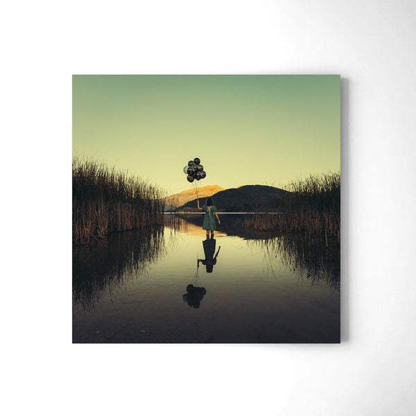 Secrets Of The Lake - Art Prints by Post Collective - 2