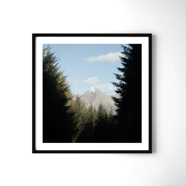 Sgurr Fhuaran - Art Prints by Post Collective - 2