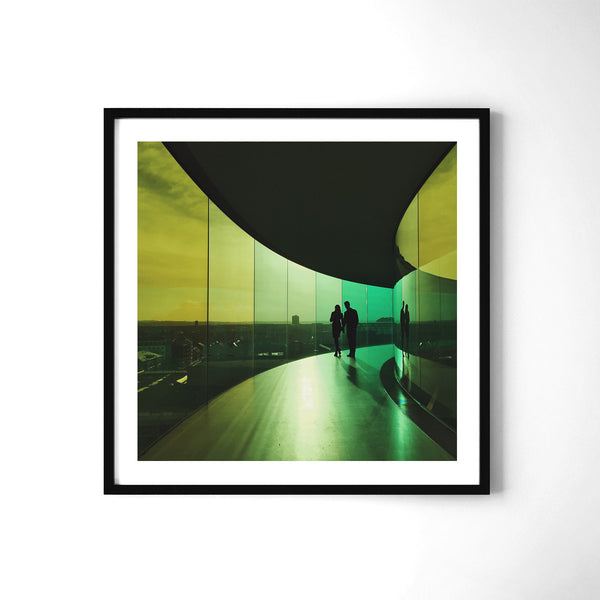 Shades of Yellow - Art Prints by Post Collective - 2