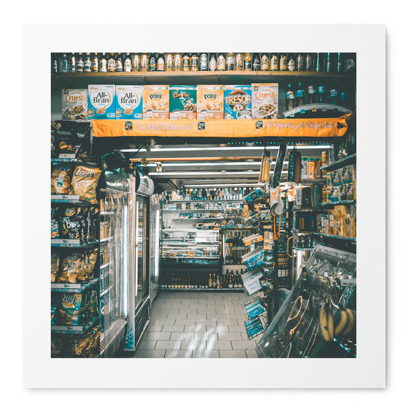 Shopping - Art Prints by Post Collective - 1