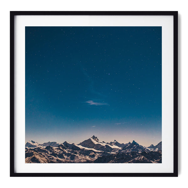 Silence II - Art Prints by Post Collective - 1