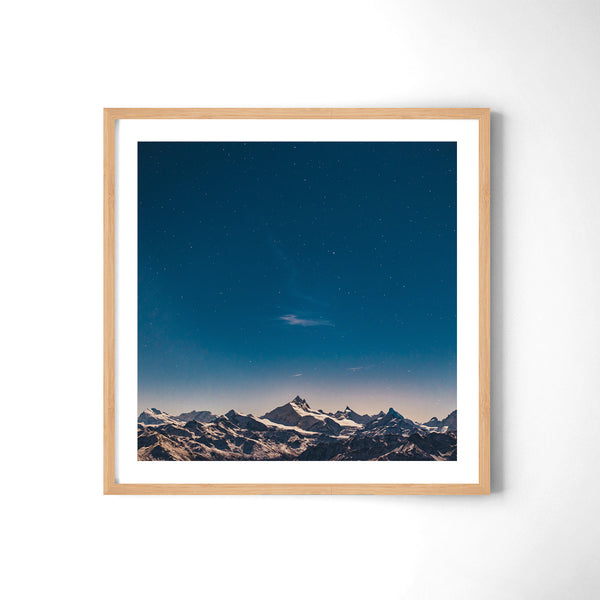 Silence II - Art Prints by Post Collective - 3