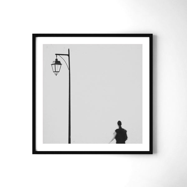 Silence Of The Lamps - Art Prints by Post Collective - 2
