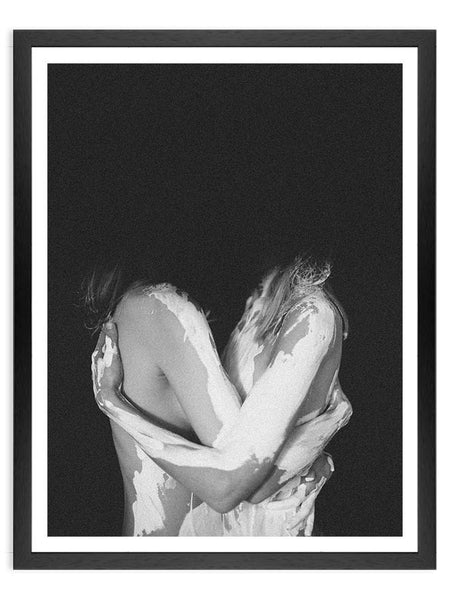 Sisters - Art Prints by Post Collective - 3