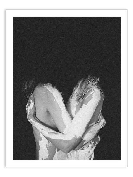 Sisters - Art Prints by Post Collective - 2
