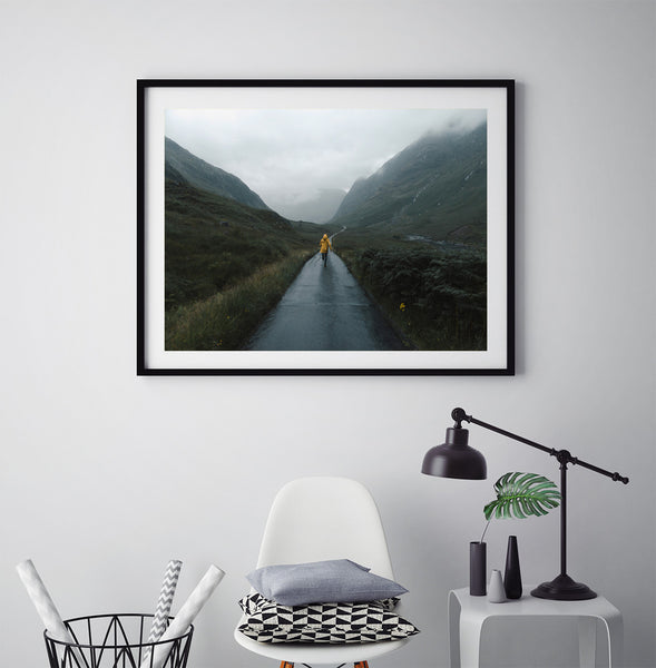 Skyfall - Art Prints by Post Collective - 5